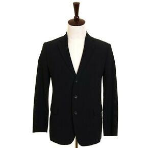 Issey Miyake mainline men's black jacket (001-362)