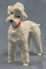 Pudel porzellanfigur Hutschenreuther porzellan figur hund