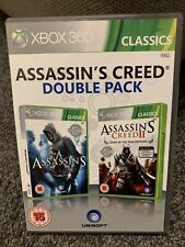 Assassin's Creed Doble Pack -- Classics (Microsoft Xbox 360, 2012) -...