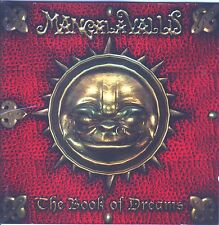 The Book of Dreams by Mangala Vallis (CD, 2002 Tamburo a Vapore) Italy Prog Rock