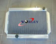 3 CORE NEW ALLOY ALUMINUM RADIATOR FOR holden Torona V8 universal