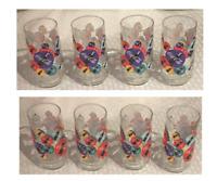 "VINTAGE Indiana Glass 1996 Coca-Cola Coke Drinking Glasses ""Always Coke"" 4-PC"