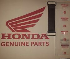 NOS HONDA RUBBER BATTERY STRAP XL 175 250 350 CB VF VT ST90 CB360 CB500T CX500