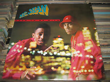 MC SHAN BORN TO BE WILD RAP OLD SCHOOL PRIVATE ELECTRO HIP HOP SOUL STILL SEALED