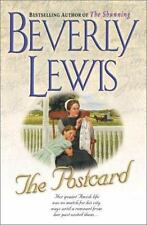 The Postcard by Beverly Lewis Hardcover Dust Jacket 1999 Amish Life