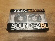TEAC Sound 52 BL Cassette Tape