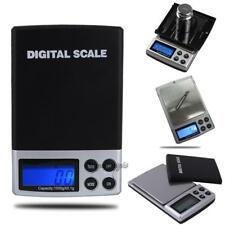 0.1-1000g LCD Digital Scale Weight Milligram Jewelry Diamond Balance Gram Pocket