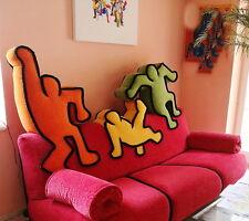 Keith Haring , Bretz Couch , Rarität , Sonderanfertigung, Sammlerobjekt