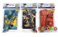 Disney Pixar Toy Story 4 Stationery Set School Supplies 8pc