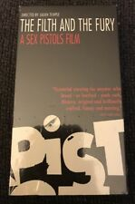 The Filth and the Fury (VHS, 2001)  A SEX PISTOLS FILM ~ BRAND NEW / SEALED