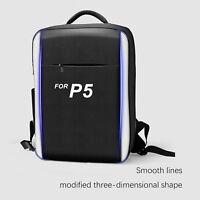 Carrying Backpack Storage Shoulder Bag Case Handbag Box for PS5 Game Console