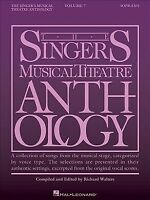 Singer's Musical Theatre Anthology : Soprano: A Collection of Songs from the ...