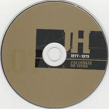 "JOHNNY HALLYDAY - CD  ORIGINAL N° 7 DU COFFRET ""JOHNNY HISTORY """