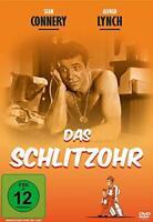 DAS SCHLITZOHR - FILM -SEAN CONNERY;ALFRED LYNCH  DVD NEUF