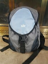 Vintage 90s Nike Air Backpack Packable Travel Bag Small Purse Bag Swoosh School