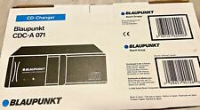 BRAND NEW IN BOX!! Blaupunkt CDC-A 071 10-CD Changer Auto FREE SHIPPING in USA