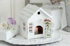 Laterne Lichthaus Windlicht Kerzenleuchter Shabby Chic Vintage Landhaus