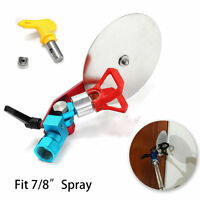 "7/8"" Home Universal Spray Guide Tool ^for Titan Wagner Paint Sprayer Acces"