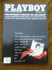 JOAN SEVERANCE November 1992 PLAYBOY Magazine
