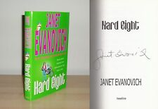Janet Evanovich - Hard Eight - Signed - 1st/1st