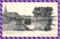 CPA 89 -PONT-sur-YONNE - Le Port