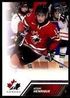 2013-14 Upper Deck Team Canada Adam Henrique #2