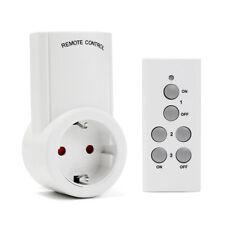 EU Règlement Prise de courant Sans fil Télécommande Control Prise Switch Maison