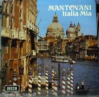 Mantovani: Italia Mia - LP Decca