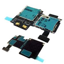 Samsung Galaxy S4 GT i9500 Sim Card Memory SD Holder Flex Cable Ribbon UK