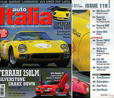 Auto ITALIA magazine Sept' - Oct' 2005 (110) NOVITEC ALFA ROMEO GT 3.2 X-SUPERO