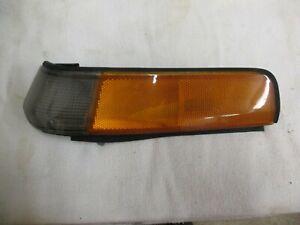 86-87 Honda Accord Front Corner Turn Signal Marker Light LH Drivers NICE OEM