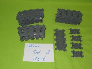 Lego  RC  Schienen Erweiterungs Set   32  Teile !!!!