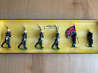 W Britain The Royal Marines Toy Soldiers #8855 Special Collectors Edition