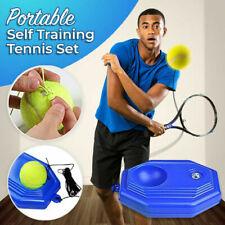 Durable Tennis Trainer Tennis Ball Back Practice Single Self-Study Training Tool