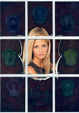 Buffy TVS Connections Complete Slayers Circle Chase Card Set SC1-9