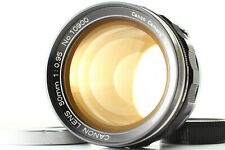 【 EXC+5 】 Canon 50mm f/0.95 Dream Lens For 7 7s 7sz Leica L Mount from JAPAN 893