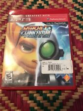 Ratchet & Clank Future: A Crack in Time (Sony PlayStation 3, 2009) Greatest Hits