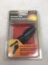 Mr Bracket 8938 Universal Accessory Plug, 12-Volt