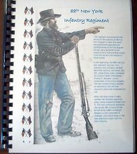 Civil War History of the 88th New York Infantry Regiment