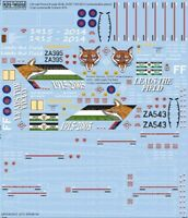 Kits-World 1/48 Tornado Commemorative schemes 12 Sqn # 48146
