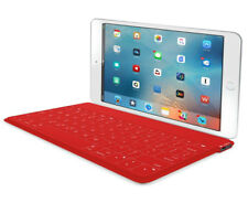 Logitech Keys-To-Go Ultra-Portable Keyboard For iPad - Red