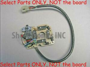 Replacement Parts for Joystick BOARD for Fisher Western plow controller