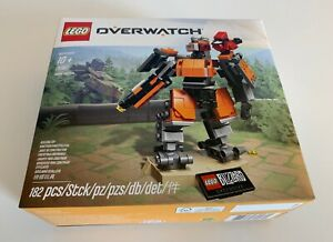 LEGO75987 Overwatch Omnic Bastion Blizzard Exclusive New and Sealed