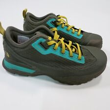 $120 North Face Women's One Trail Size 7 Green NEW