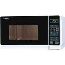 Sharp électrique Four r-242ww micro-ondes 800 watt 20l garraum, NEUF, blanc