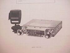 1977 XTAL CB/AM-FM STEREO RADIO SERVICE MANUAL MODEL XCB-23A