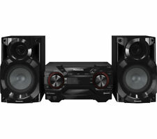 PANASONIC SC-AKX200E-K Wireless Megasound Hi-Fi System - Black - Currys