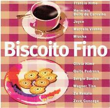 Brazilian Artists/Biscoito Fino 1 (Joyce, Francis Hime, Ze Renato)