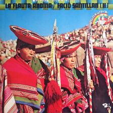 Facio Santillan - La Flauta Andina [II] / VG+ / LP