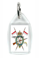 COMBINED CAVALRY OLD COMRADES ASSOCIATION KEY RING (ACRYLIC)